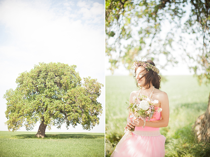 Whimsical Summer Styled Elopement