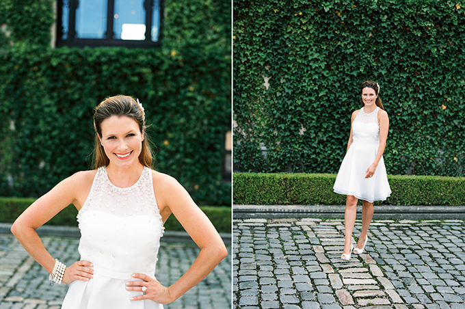 favorite short dress options | Donna Morgan | Glamour & Grace