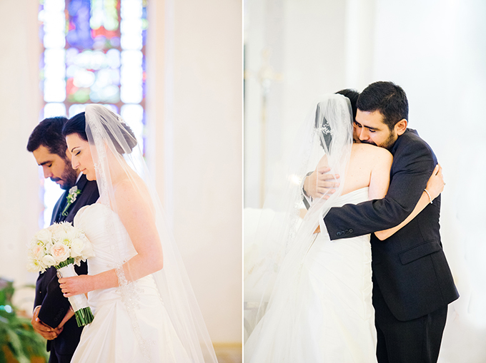 glam blush Miami wedding | Elaine Palladino Photography