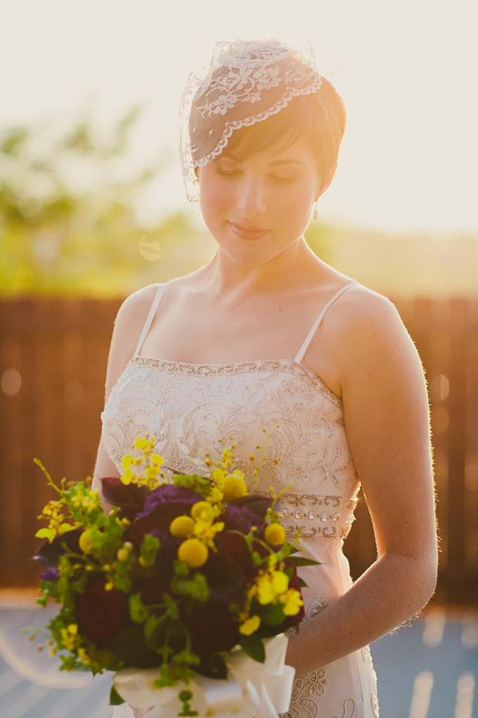 vintage bride | Hom Photography