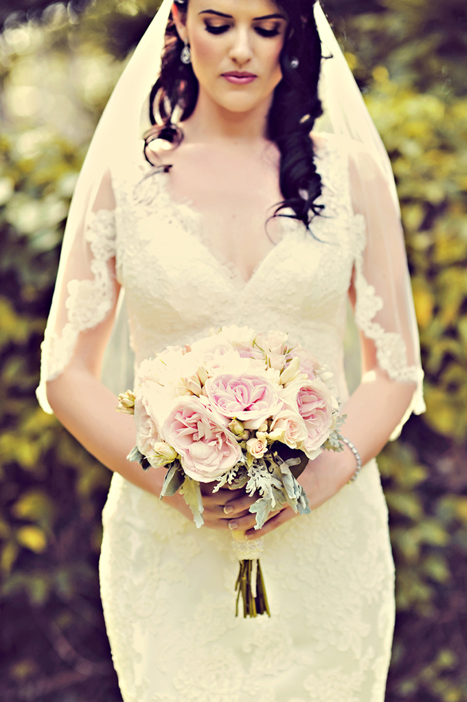 blush bouquet | Tamiz Photography