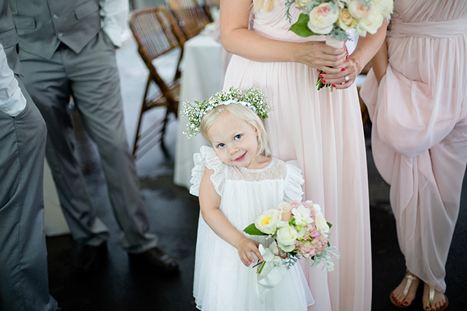 flower girl | Clewell Photography | Glamour & Grace