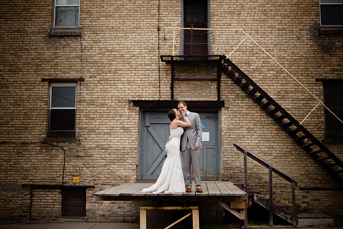 pink backyard handmade wedding | Clewell Photography | Glamour & Grace
