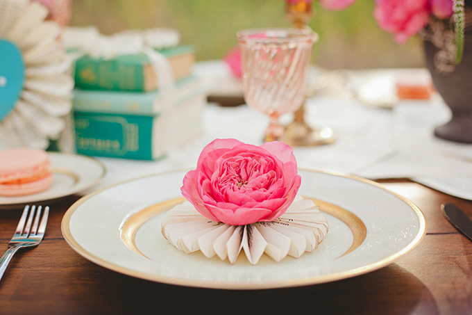 Romantic pink and turquoise wedding inspiration denise nicole photography glamour grace 09