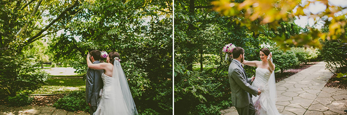 first look | Carolyn Scott Photography | Glamour & Grace