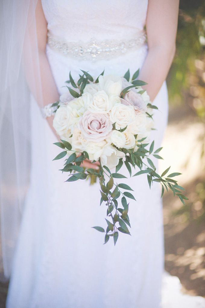 romantic rose bouquet by Garden of Weedon | Emily Heizer Photography | Glamour & Grace