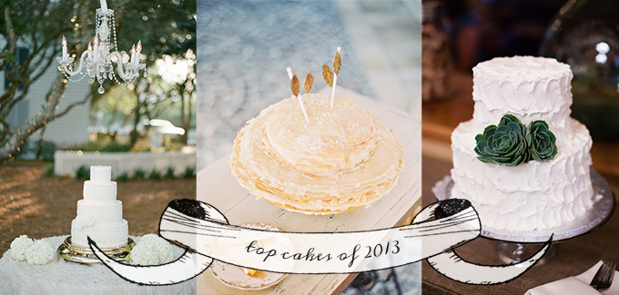 top cakes of 2013 | Glamour & Grace