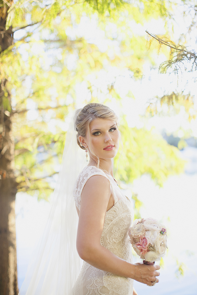 vintage bride | Sarah Bray Photography | Glamour & Grace