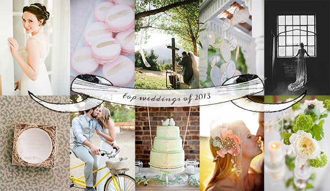 top weddings of 2013