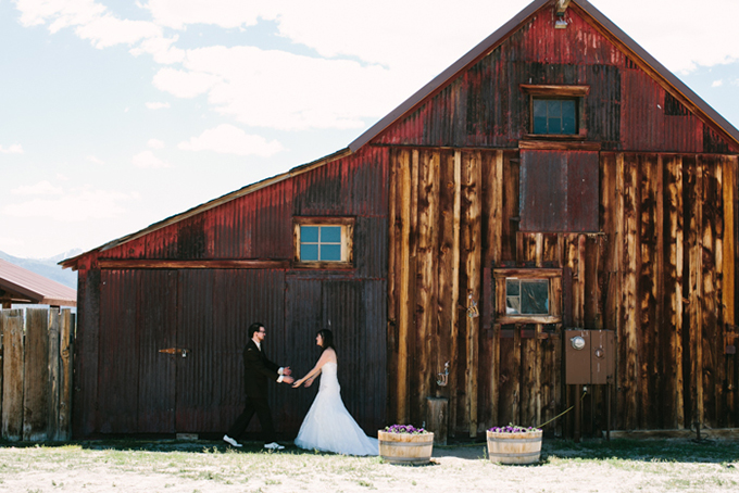DIY rustic ranch wedding | Joe+Kathrina | Glamour & Grace