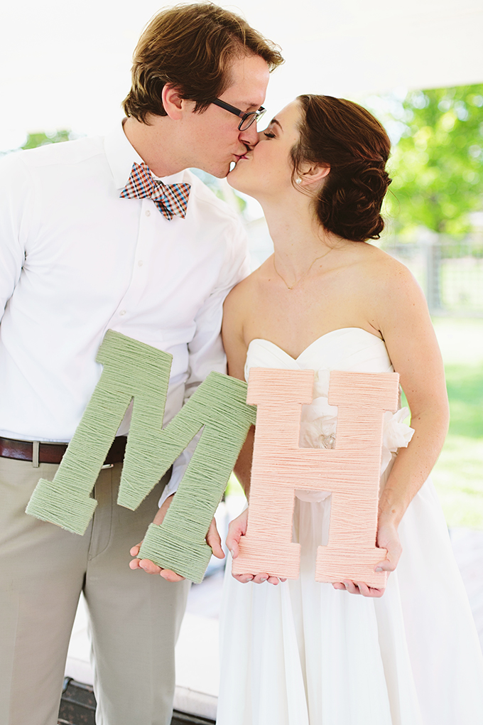 Rustic Oklahoma City Wedding Captured by Amanda Watson Photography