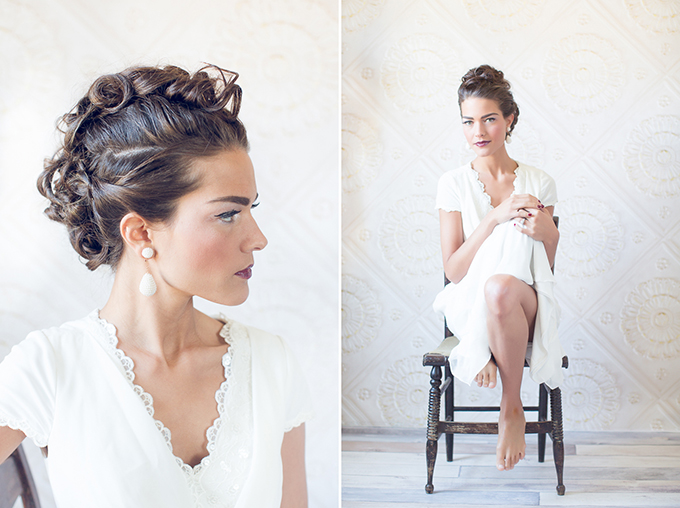 intimate bridal portrait session | Judah Ave | Glamour & Grace