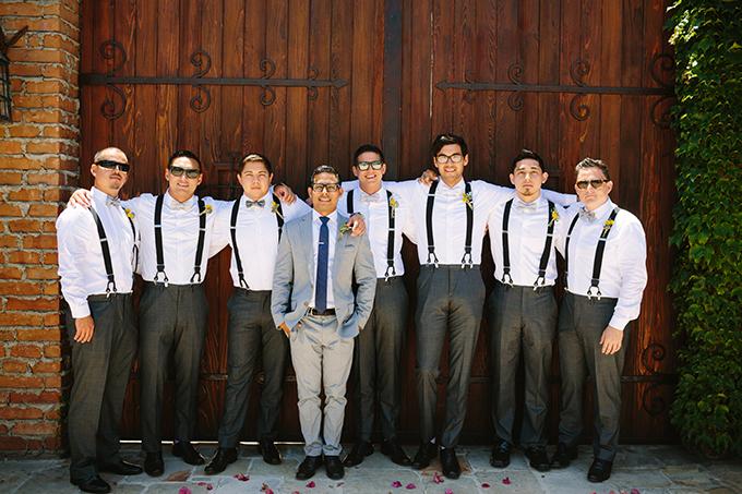 groomsmen | Snapmotive | Glamour & Grace