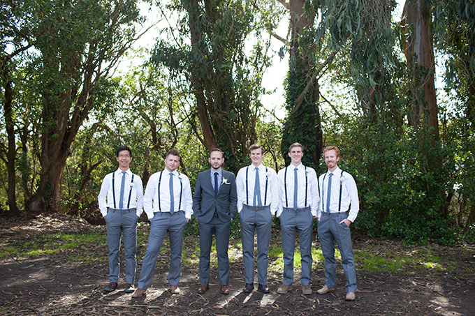 gray and blue groomsmen | Diana McGregor Photography | Glamour & Grace