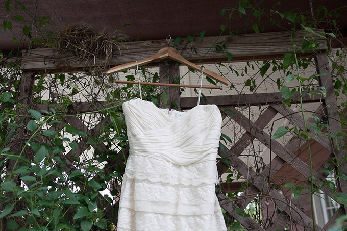 intimate handmade backyard wedding | Katherine Stinnett Photography | Glamour & Grace