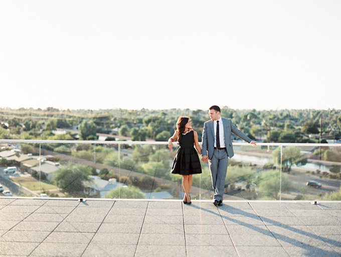 retro Arizona engagement | Brushfire Photography | Glamour & Grace