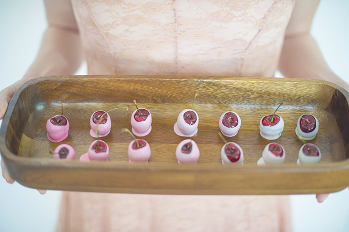 chocolate covered cherries | Shalynne Imaging | Glamour & Grace