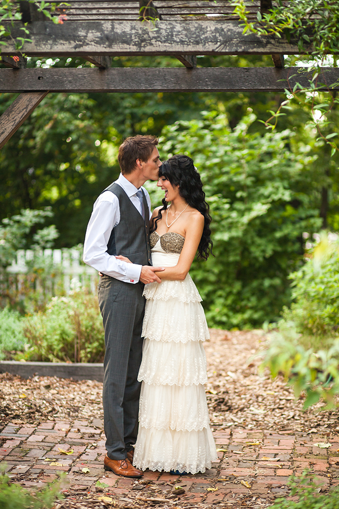 floral handmade wedding | Stef Atkinson Photography | Glamour & Grace