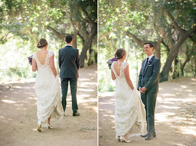 first look | ashley tingley photography | Glamour & Grace