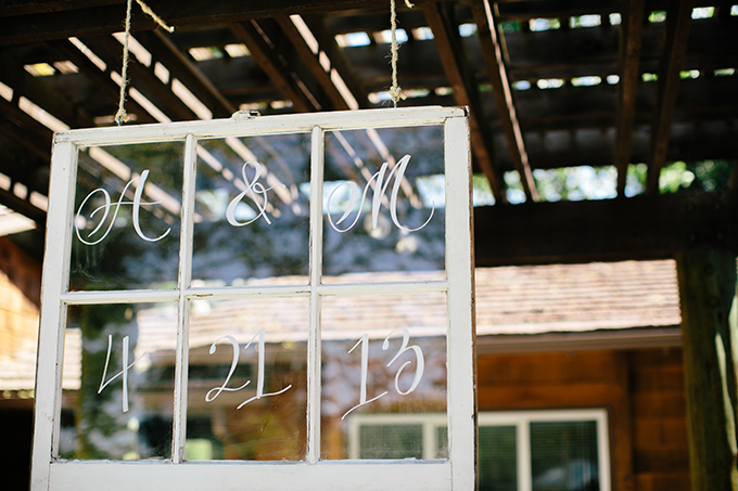 handmade intimate brunch wedding | ashley tingley photography | Glamour & Grace