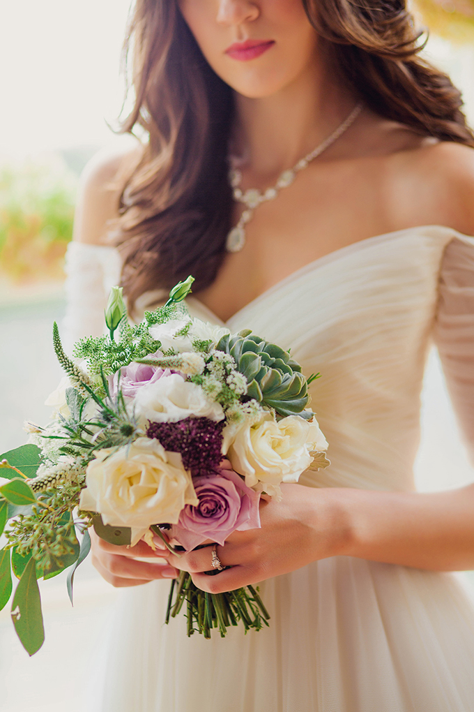 lush bouquet | Kate's Lens Photography | Glamour & Grace