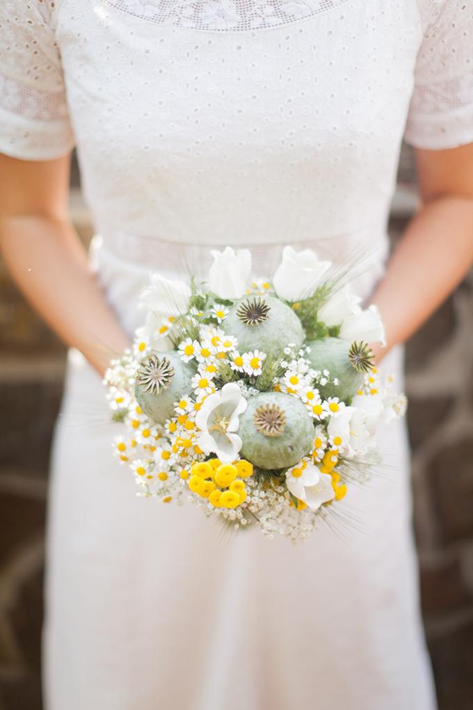 unique pod bouquet | Peter & Veronika | Glamour & Grace