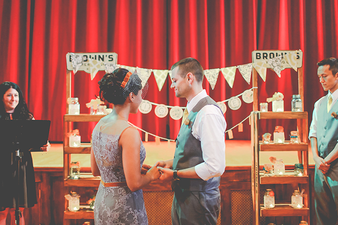 DIY brewery wedding | Keira Lemonis Photography | Glamour & Grace