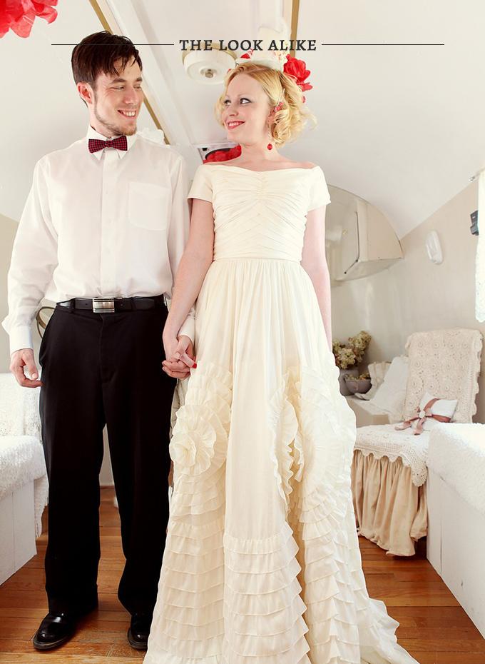 Jackie O Style Wedding Dress 31 Popular Jackie O wedding gown
