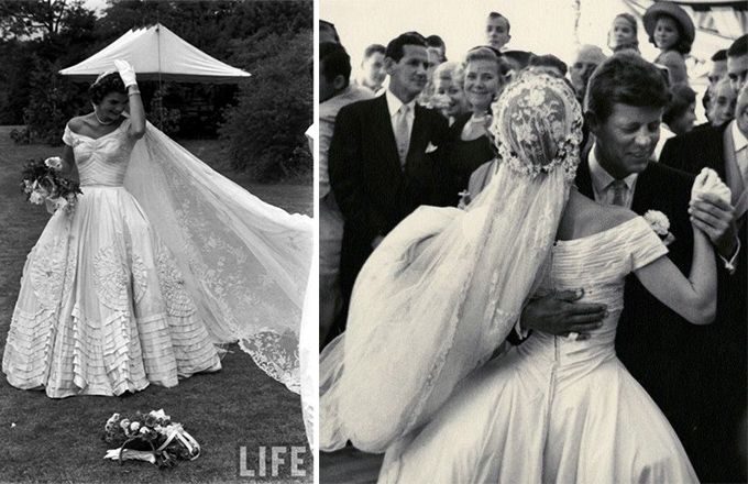 Get the vintage look jackie o glamour grace jackie o wedding junglespirit Choice Image