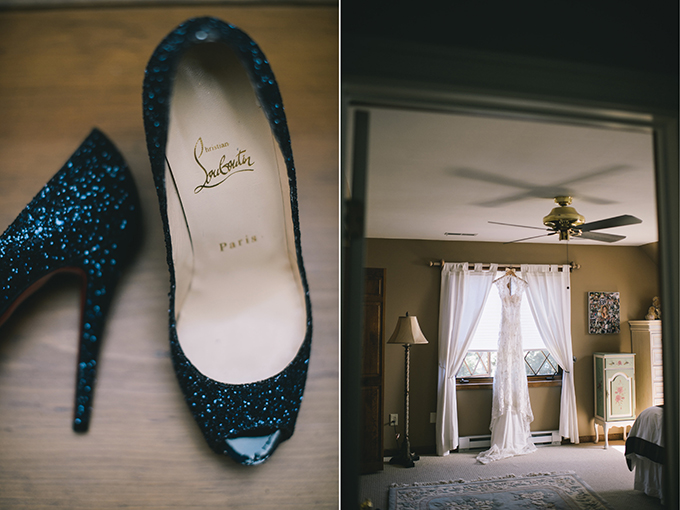 New England garden wedding | Katie Slater Photography | Glamour & Grace