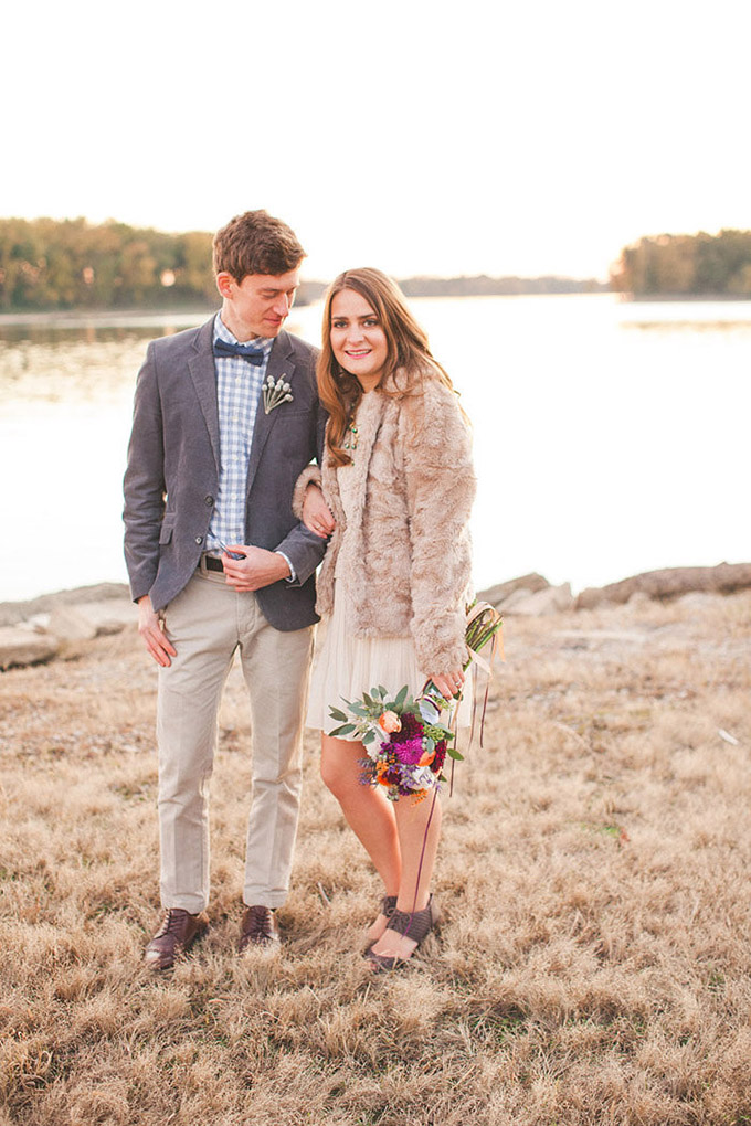 bohemian riverside shoot | Laura Ann Miller Photography | Glamour & Grace