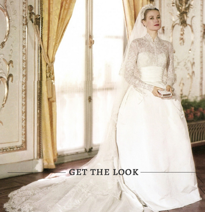 Get The Vintage Look Grace Kelly Gorgeous Modern Gowns To Give You S