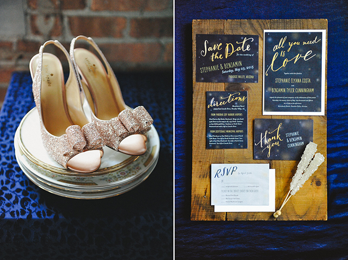 midnight and gold wedding inspiration | Roots Of Life Photography | Glamour & Grace