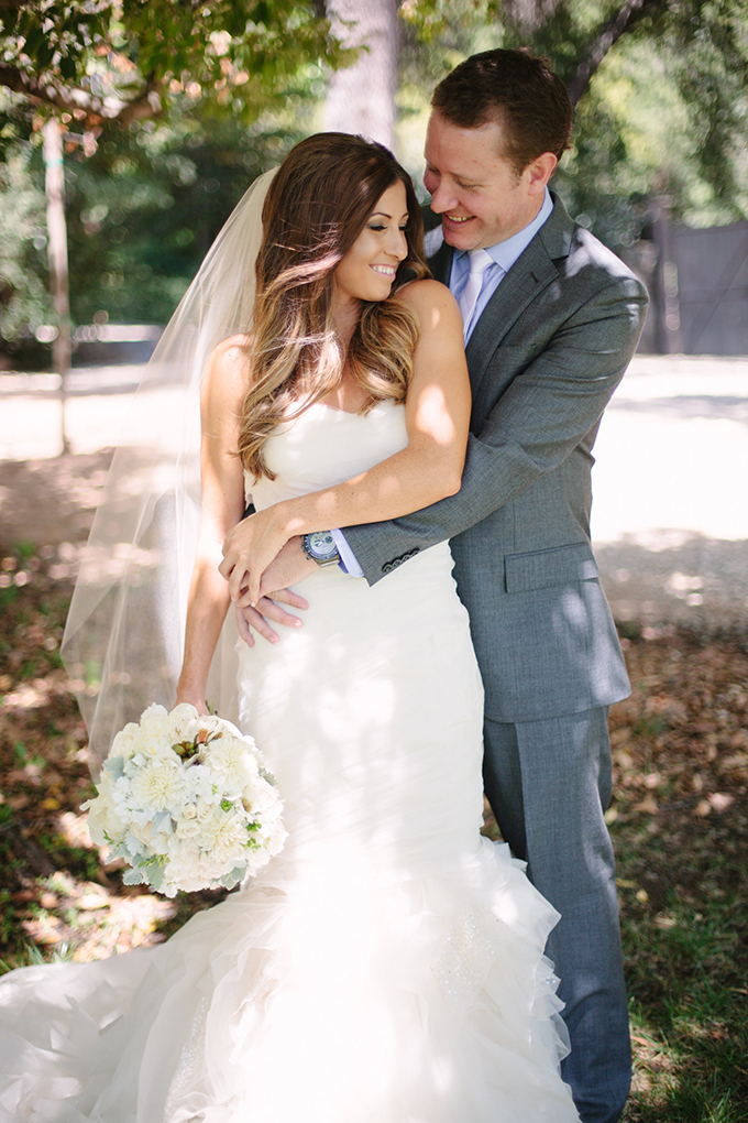 romantic blush summer wedding | Driver Photo | Glamour & Grace