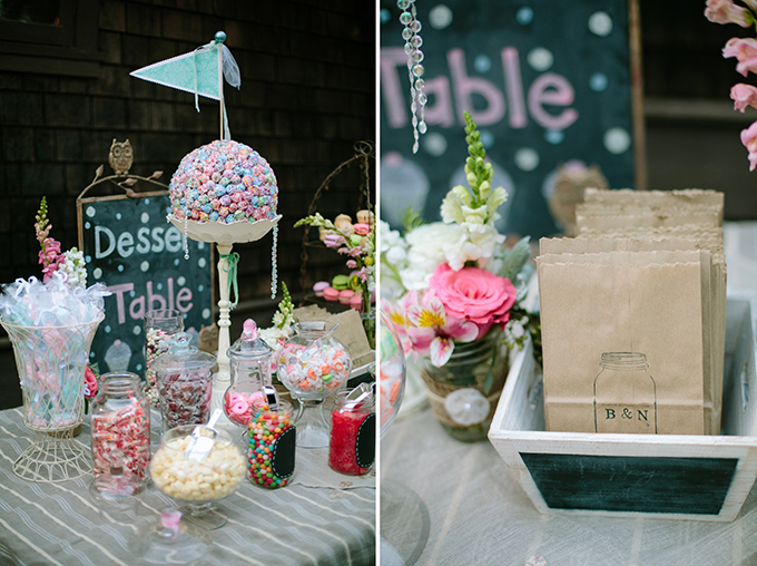 candy dessert table | Driver Photo | Glamour & Grace
