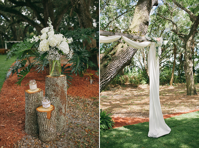 rustic Florida wedding | Jennifer Martin Photography | Glamour u0026 Grace & Rustic Florida Wedding | Glamour u0026 Grace