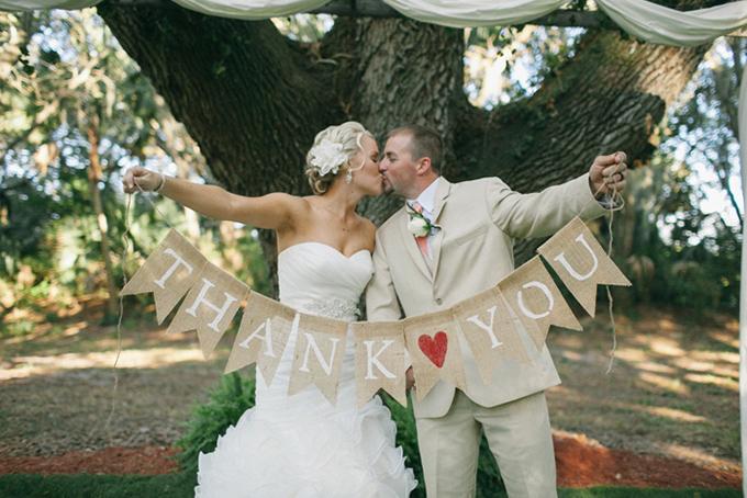 rustic Florida wedding | Jennifer Martin Photography | Glamour & Grace
