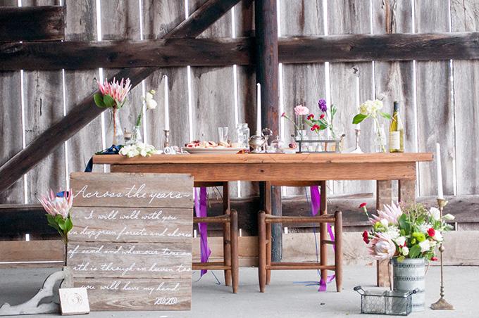 winter farm wedding inspiration   Kimberly Florence Photography   Glamour & Grace