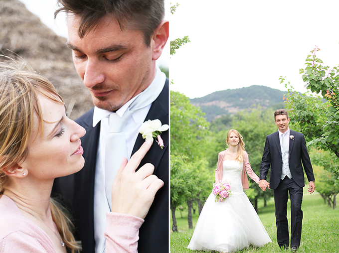 pink spring Italy wedding | Avoriophoto | Glamour & Grace