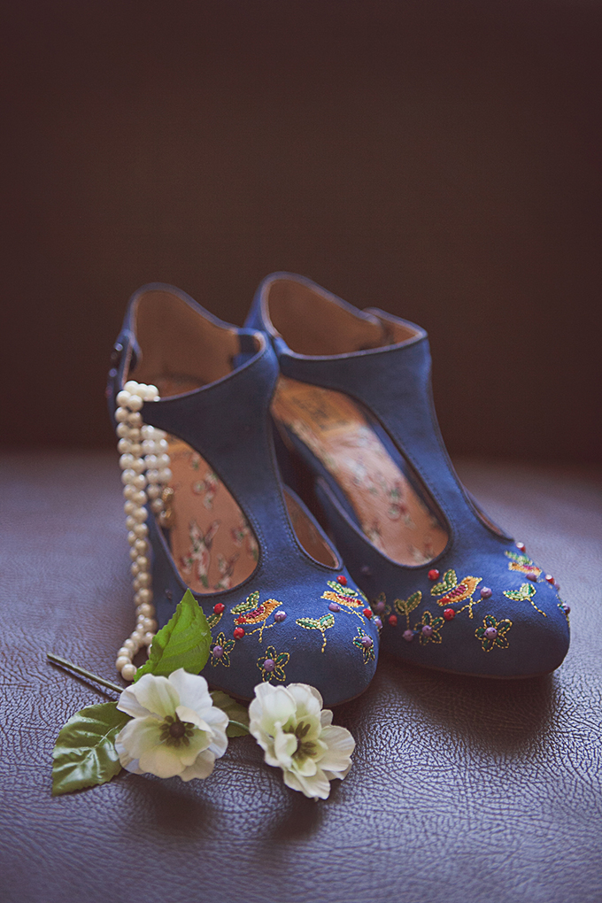 anthropologie heels | Brigham & Co. | Glamour & Grace