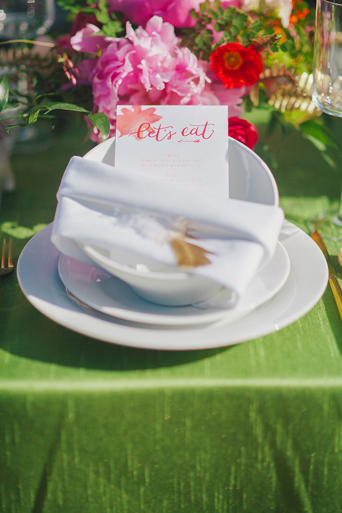 kate spade wedding inspiration | Alexandra Wallace | Glamour & Grace