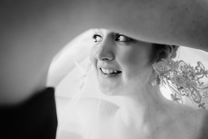 modern handmade wedding | Jerry Yoon Photographers | Glamour & Grace