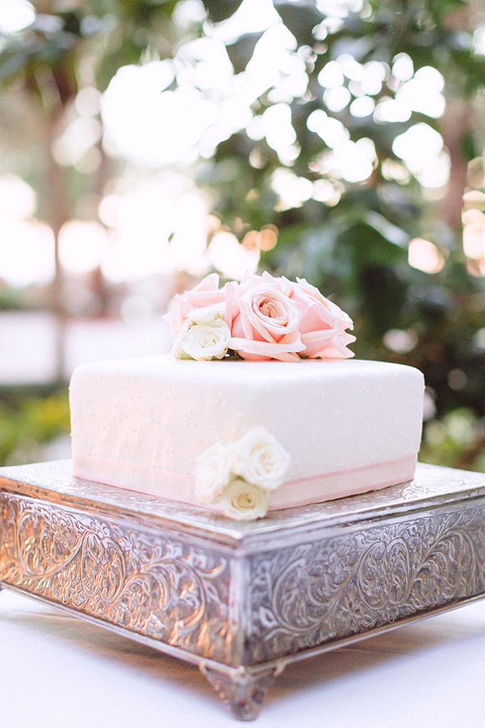 pink cake | Hunter Ryan Photo | Glamour & Grace