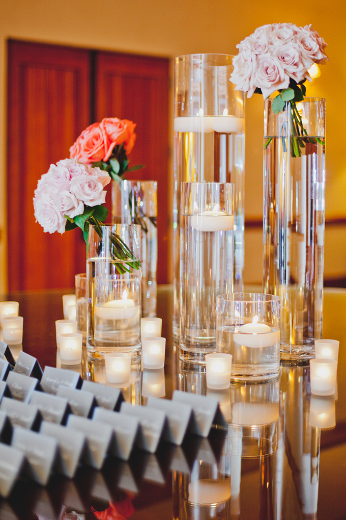 escort table display | Elyse Hall Photography | Glamour & Grace
