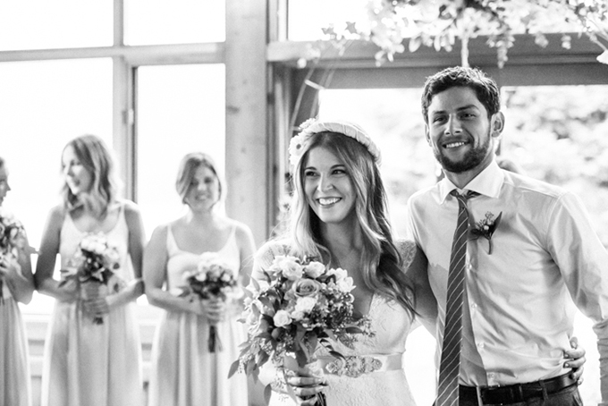 rustic mountain wedding | Christie Graham Photography | Glamour & Grace