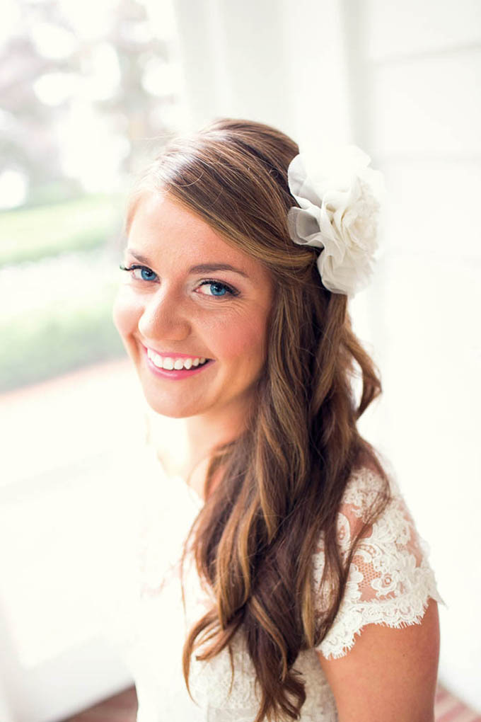 spring bridal session | Melissa Tuck Photography | Glamour & Grace