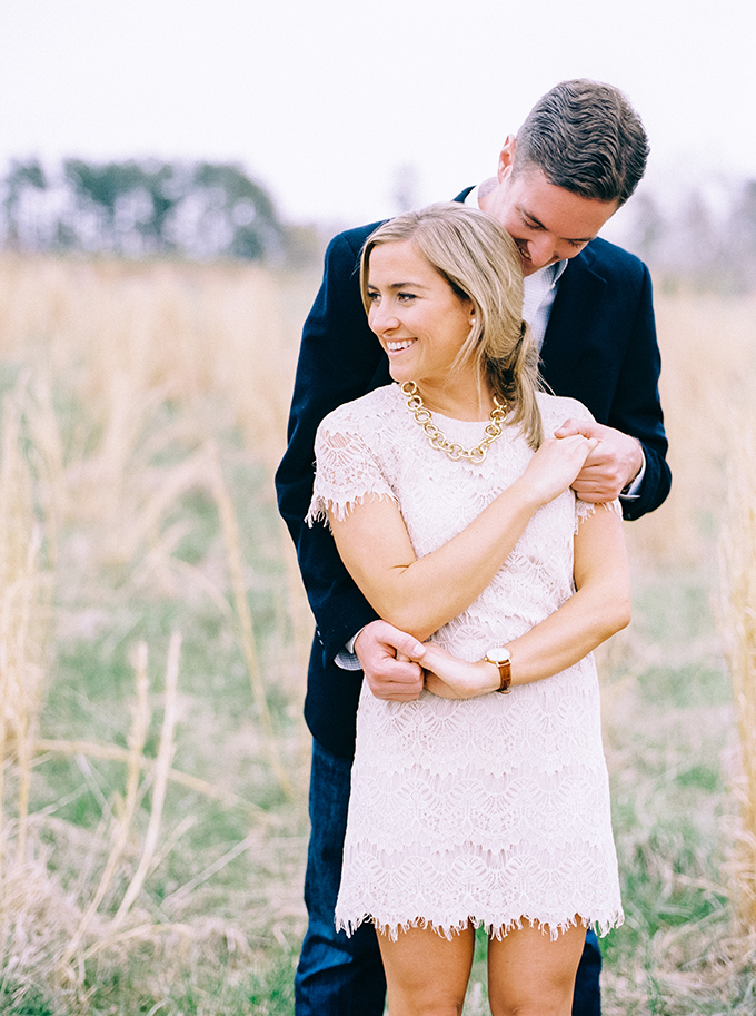 Pippin Hill Farm engagement | Nikki Santerre Photography | Glamour & Grace