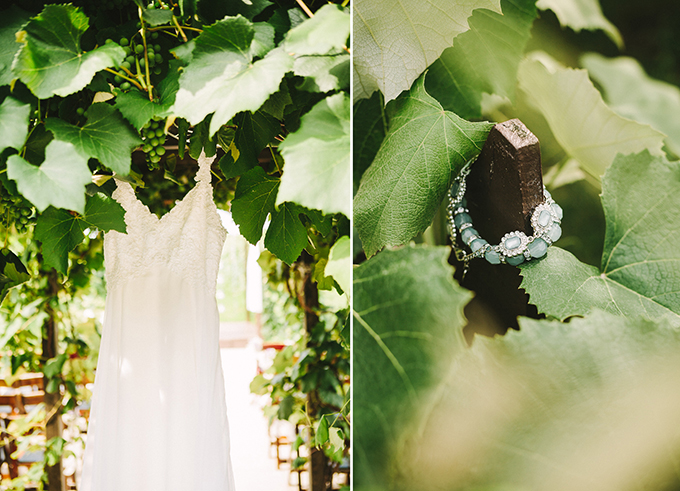 handmade summer wedding | High Five For Love Photography | Glamour & Grace