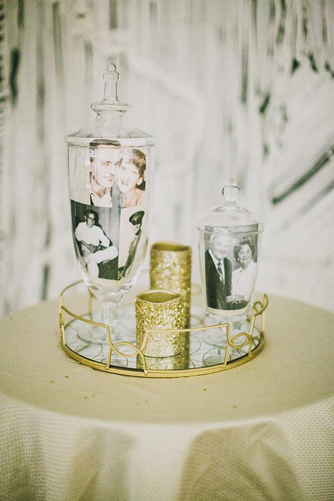 ceremony decor | Plum Jam Photography | Glamour & Grace