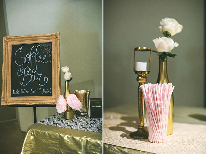 intimate evening DIY wedding | Plum Jam Photography | Glamour & Grace
